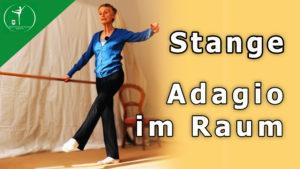 Ballett | Stangentraining 3 u. Adagio im Raum