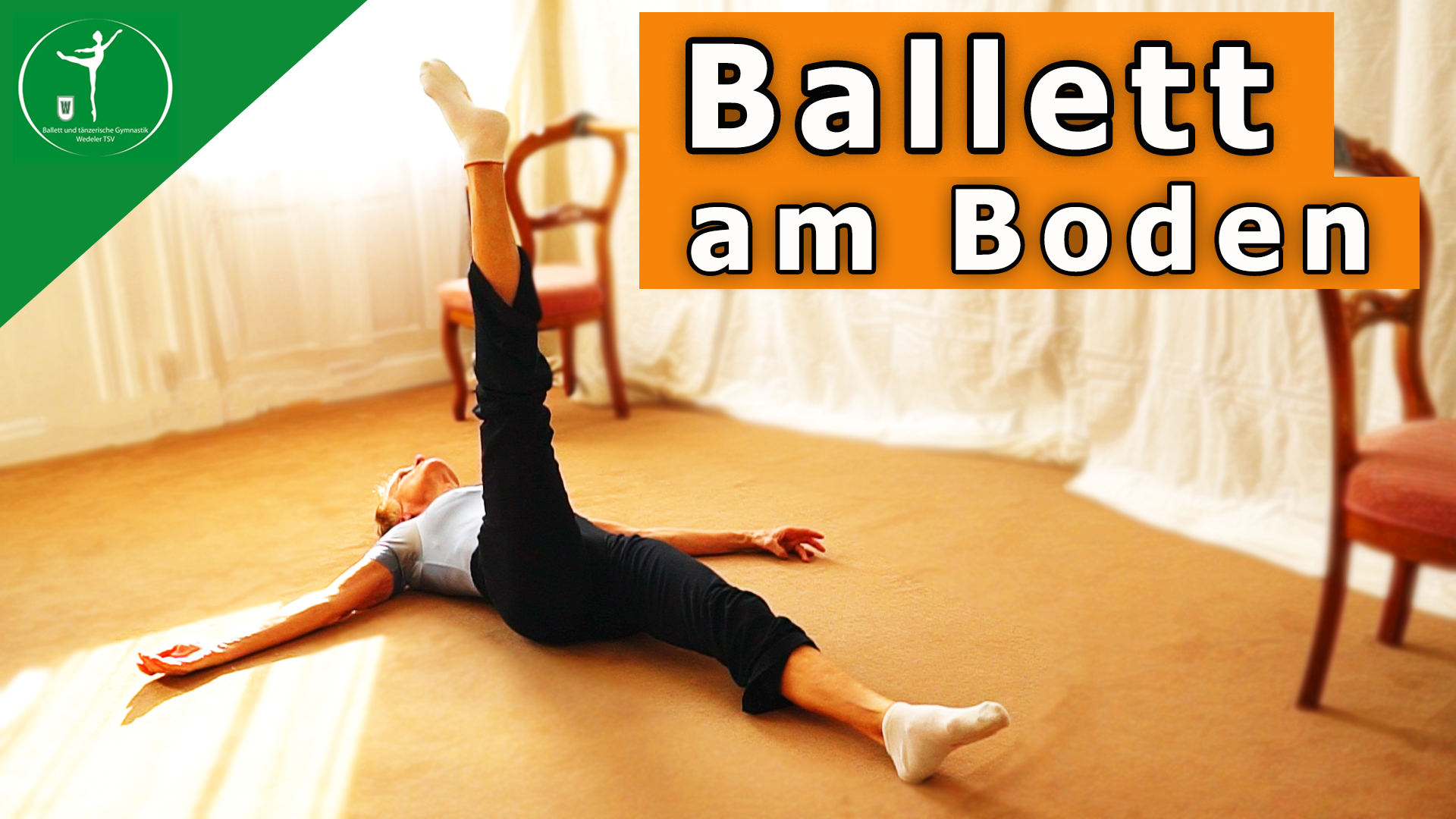 Floor Barre – Ballett auf dem Boden