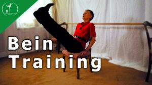 Fit im Homeoffice | Training für die Beine