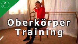 Fit im Homeoffice | Oberkörper Training