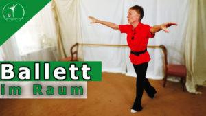 Ballett im Raum