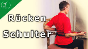 Training für Schulter und Rücken