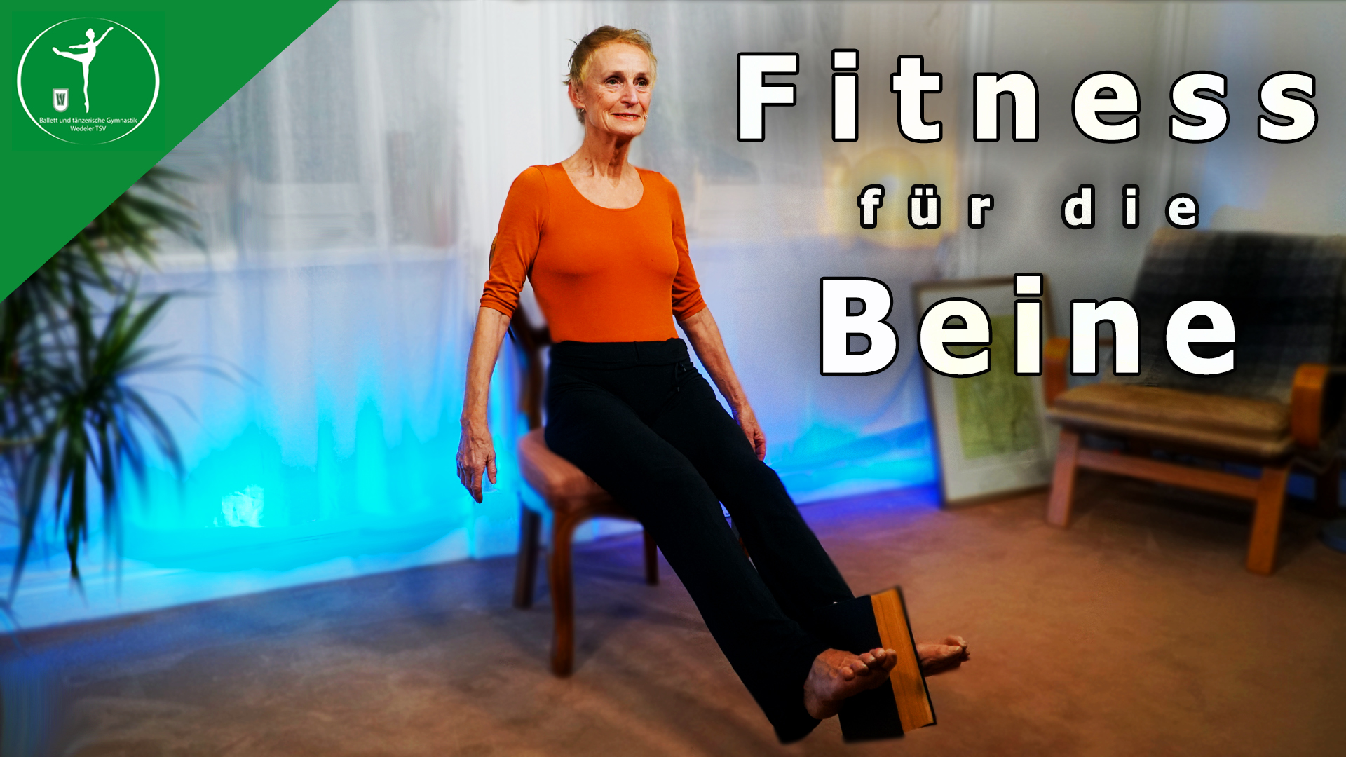 7 Minuten Bein Fitness